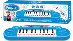 1405c 38511340856 Frozen Ice Romance Cartoon Child Organ Keyboard with Music 8 Demo Songs Online with $4.48/Piece on Moonlightzhou's Store | DHgate.com