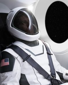 SpaceX CEO Elon Musk reveals the spacesuit for Dragon Capsule astronauts | WIRED UK