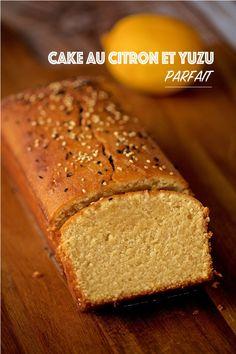 Cake au Citron et Yuzu Parfait | Cuisine en Scène, le blog cuisine de Lucie Barthélémy - CotéMaison.fr