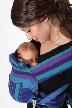 77 meilleures images du tableau portage bébé   Baby slings ... 4bdf5608410