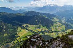 Der Eisberg, der südöstliche Eckpfeiler der Reiteralm - Berchtesgadener Land Blog