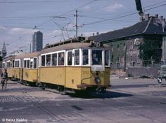 Budapest 1970's. Tramway, Light Rail, Commercial Vehicle, Budapest Hungary, Trains, Around The Worlds, Cars, Street, Childhood