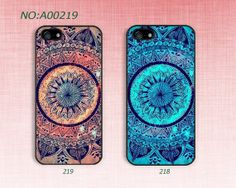 Phone Cases, iPhone 5/5S Case,  iPhone 5C Case, iPhone 4/4S Case, Phone covers, Mandala, Skins, Case for iPhone-A00219