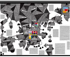 marimekko - helsinki map