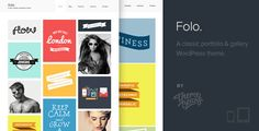 Folo | Premium Responsive Portfolio Theme - Portfolio Creative