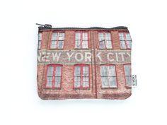 New York Brick Building