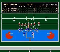 Football Video Games, Football Gif, Sports Games, Retro, Sports, Pe Games, Retro Illustration