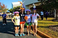 Sigma Kappa Takes On Alzheimer's: Walking To Raise Awareness Alzheimer's Association, Sigma Kappa, Clemson, Alzheimers, How To Raise Money, Sorority, University, Walking, Walks