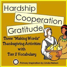 Thanksgiving: Hardship, Cooperation, & Gratitude
