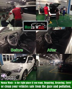 Pearl Waterless Morocco - Before and After results with Pearl Waterless Products. LIKE US on FB. http://lnkd.in/bQS5XKG #Hyundai #Morocco #MonzaWash #pearlpartners #waterlesscarwash Visit @ http://lnkd.in/Usnb5q