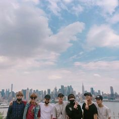 BTS in NYC