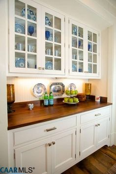 Dining Room Built In Cabinets And Storage Design (9 | Southern ...