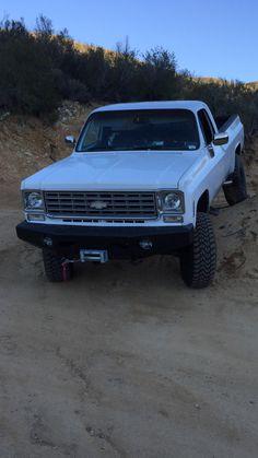 75 Chevy K20