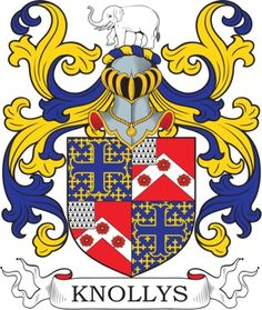 Knowles Coat of Arms Meanings and Family Crest Artwork