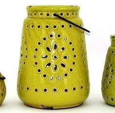Blair Ceramic Lantern Home Decor Beach Pinterest
