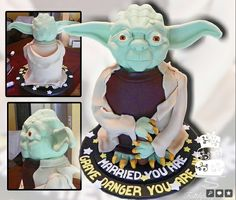 16 Creative Star Wars Cake Designs | Pulse2 Technology and Social Media News