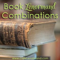 Lenormand Book Combinations