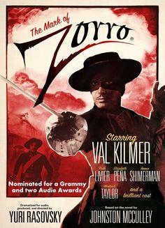 Zorro - Listen to a sample