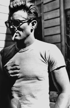 James Dean. They just don't make em like this anymore...