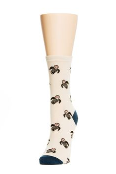 Hansel From Basel - hoot crew owl socks