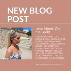Love Islanders have a helping hand when it comes to their beauty treatments and an onsite hairstylist is exactly what every girl needs right?! For those of us that don't have the luxury of an onsite stylist, read our latest blog for the low down on keeping extensions looking fresh all summer and how to achieve those Villa Looks yourself at home... Hair Rehab London, London Blog, Love Island, Every Girl, News Blog, One And Only, Get The Look, Extensions, How To Find Out