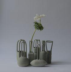 céramistes — Minuit Céramique Homes, Vase, Luxury, Grey, Home Decor, Gray, Houses, Decoration Home, Room Decor