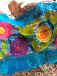 Primaveral Painting, Felt Art, Felting, Painting Art, Paintings, Painted Canvas, Drawings