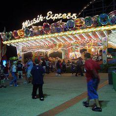 Loved this as a teen. Miracle Strip Amusement Park, Panama City Beach