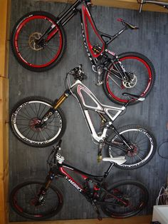 Specialized Collection - For more great pics, follow www.bikeengines.com