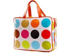 Tepper Jackson Weekend Bag Multidot