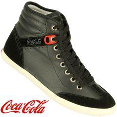 Tênis Coca-Cola Shoes Montreal R 179 a207387141006