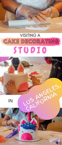 Learn the truth about visiting Duff's Cakemix, the DIY decorate your own cake shop in LA: how much it costs, what you get, and if our visit was worth it! Canada Travel, Travel Usa, Beach Travel, Travel Guides, Travel Tips, Travel Destinations, Budget Travel, Decorate Your Own Cake, Cake Decorating Supplies