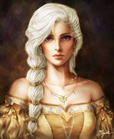 Princess Daenerys Targaryen