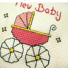 #crosstitch #etamin #kasnakişi #çarpıişi #crosstitch #etaminpano #sareetamin #crosstitch #pembe #vintage #etaminşablon #crosstitchrose #bebek #baby #bebekarabası #etaminbebek