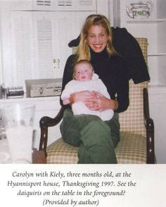 Carolyn Bessette became part of one of America's best-known families when she married John F. Kennedy Jr. Description from celebritypixx.info. I searched for this on bing.com/images
