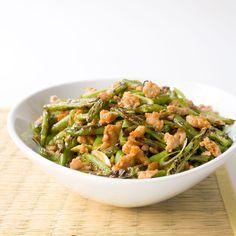 Stir-Fried Sichuan Green Beans