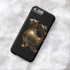 The #Gold #Griffin For Boss Barely There iPhone 6 Case - 100% Satisfaction - Highest Quality - No Hassle Returns. Artwork designed by http://Zazzle.com/CuteIphone6Cases*. Sold by @Zazzle. - Click the image to check out #slimiphone6case #best #cool #amazing #iphone #6 #cases #case #awesome #personalized #personalize #customizable #customize #add #photo #text