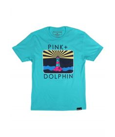 Pink Dolphin Clothing Portrait IV T-Shirt - Tahiti Clothes Swag, Dope Clothes, Swag Outfits, Dope Outfits, Sweater Shirt, T Shirt, I Go To Work, Pink Dolphin, Tahiti