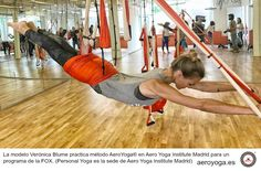VERONICA BLUME, BERTA COLLADO PRACTICAN AEROYOGA EN EL AERO YOGA INSTITUTE, MADRID, TELEVISIO, FOX METODO AEROYOGA® CON VERONICA BLUME EN AERO YOGA INSTITUTE .   MODA, BELLEZA,  #AEROYOGA #AEROPILATES #WELOVEFLYING #yoga #body #acro #fly #tendencias #belleza #moda #ejercicio #exercice #trending #fashion #teachertraining #wellness #bienestar #aeroyogastudio #aeroyogaoficial #aeroyogachile #aeropilatesmadrid #aeropilatesbrasil #aeropilatescursos