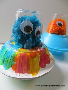 BrightNest | Rainy Day Roundup: 10 Kids #Crafts