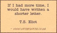 Quotable - T.S. Eliot