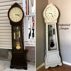 7 Best Repurposed Grandfather Clock Images Grandfather Clocks