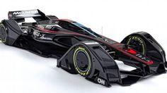 McLaren presenta el monoplaza del futuro en la Fórmula 1