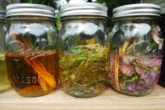 Learning to make tinctures and liniments is a useful way to preserve and take your herbs, and it can save you a bunch of money. Using tinctures as a way to take your herbs is beneficial because the...