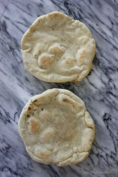 Quick flatbread (gluten free!) - from a girl defloured!