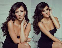 Kim Kardashian- We love Kim Kardashian at The One Consulting. Hair, makeup, style- Fabulous!