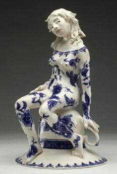 Chris Antemann-'Handle'-The Art Spirit Gallery of Fine Art