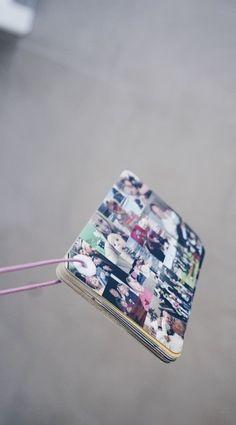Das Fingerbook, ein kleines, simples Fotoalbum für Kinder, für unterwegs. Die Details sind am Mamablog MamaWahnsinnHochDrei WERBUNG