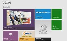 Wwwhat's new? - Aplicaciones web gratuitas » Abre la Windows Store con miles de aplicaciones disponibles