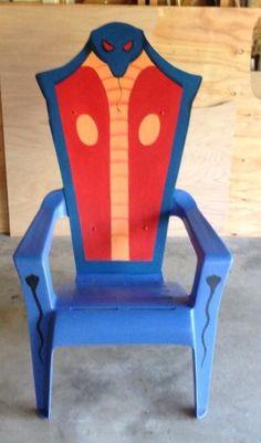 Jafar throne